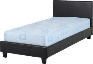 BuBED06  Prado 3Ft Bed in Brown
