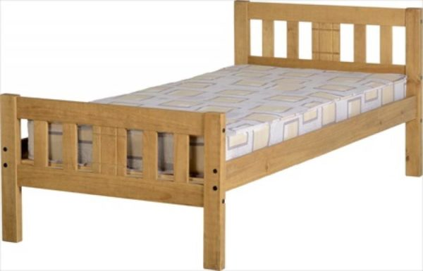BuBED07  Rio 3Ft Bed