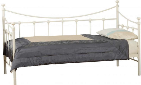 BuBED16  Torino Day Bed in cream