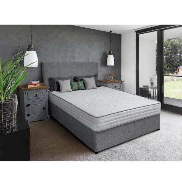 BBS1055  Harmony 4ft6 Extra Mattress.  Other furniture not included in the price.