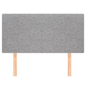 B26BS1123  Sophie headboard 4ft6 in grey.