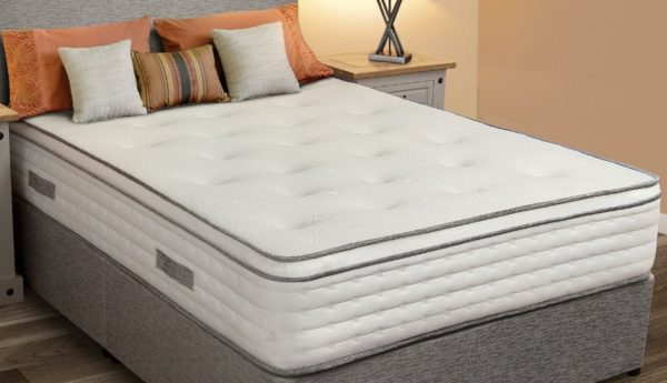 BBS1128  Ultimo 4ft6 mattress. Note other furniture on the picture not included in price.