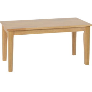 BBS1154  Logan coffee table in Oak Varnish.