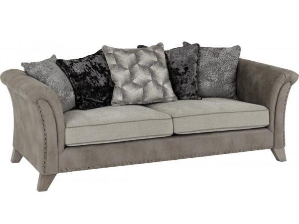 BBS1167  Grace three seater sofa.