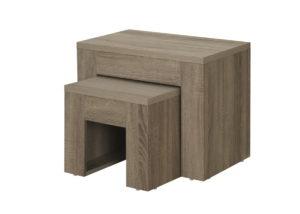 BBS1245  Moda nest of tables.