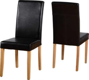 BBS22  G3 Chair in Brown PU PAIR