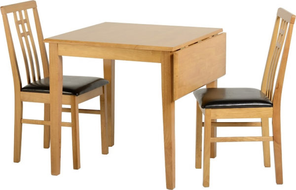 BBS229  Vienna Drop Leaf Dining Set
