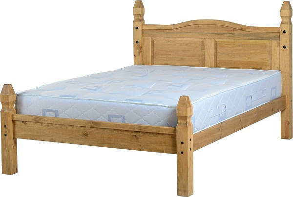 BwBS303  Corona 4Ft6inch Low End Bed