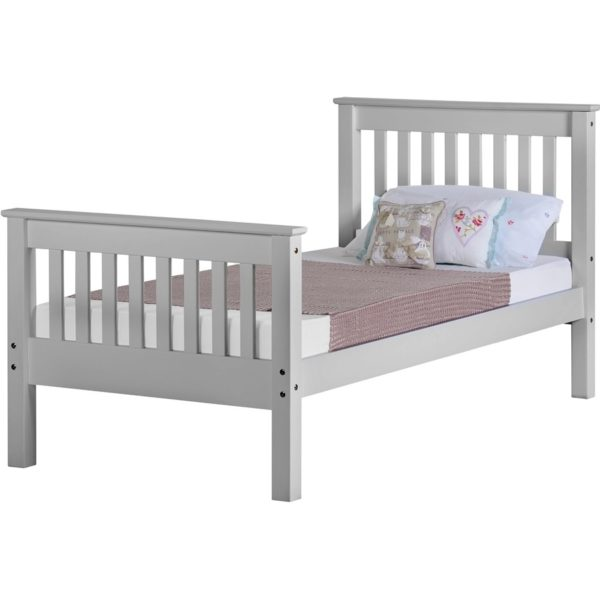 BuBS814  Monaco 3 foot BED HIGH FOOT END