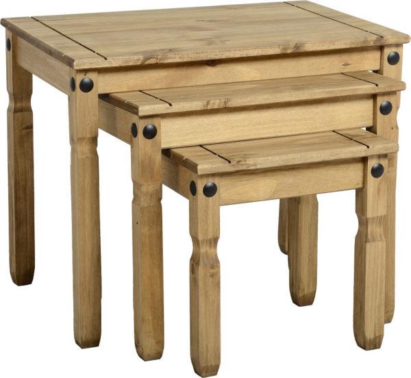 BBS90  Corona Nest Of Tables