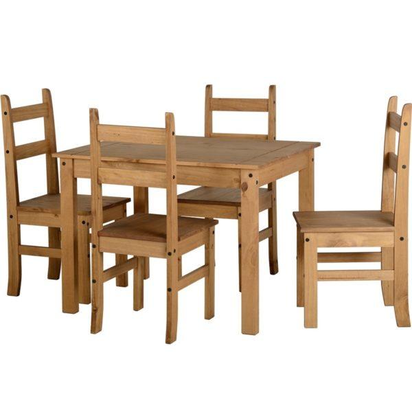 BBS902  CORONA BUDGET DINING SET