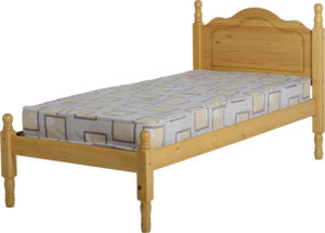BuBED09  Sol 3Ft Bed