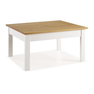 BBS1356  Whitney Coffee Table - White