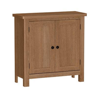 BBS1393  RAO Small Sideboard in Oak.