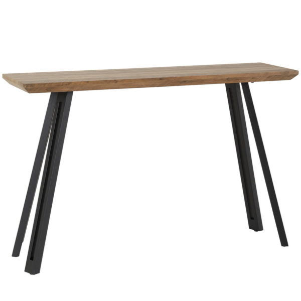 BBS1462  Quebec straight edge Console table.