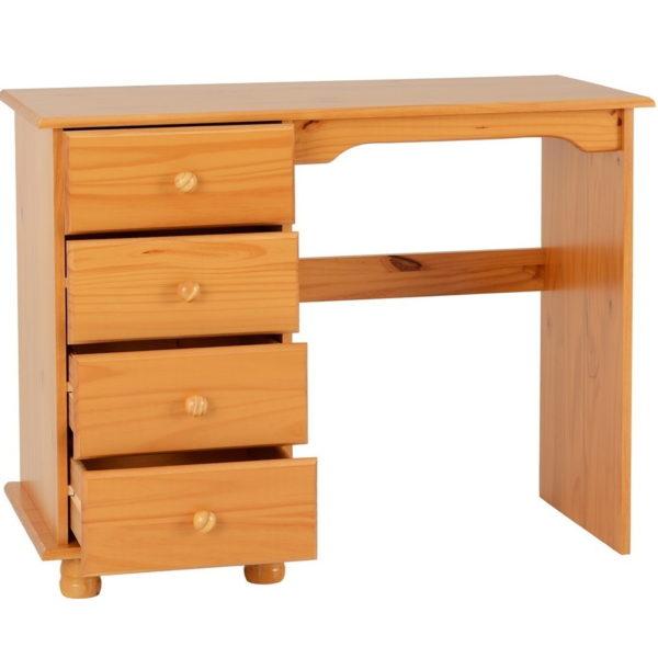 BBS160  Sol 4 Drawer Dressing Table