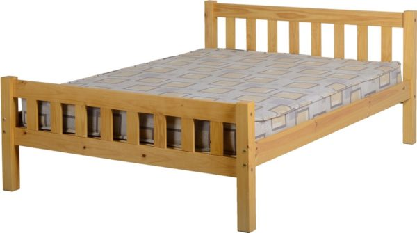 BwBS241  Carlow 4Ft6inch Bed