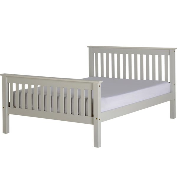 BwBS816  MONACO 4 foot 6 inch BED HIGH FOOT END