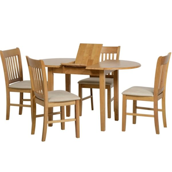 BBS822  OXFORD EXTENDING DINING SET